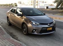 Toyota Corolla car for sale 2016 in Muscat city