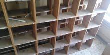 خشب ممتاز ينفع في جميع الحجات مثل السوبر ماركت وحجات تانيه كتير الخشب حاجه جيداجدا