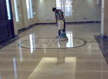 شركة مكافحة الحشرات وتنظيف المباني بجودة عاليه مع الضمان