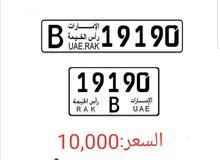B 19190 RAK