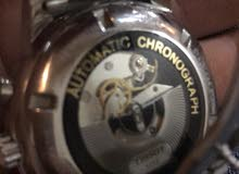 ساعة تيسو مستعملة اصليه automatic prc200