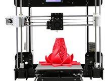 طابعة بلاستك ثلاثية الابعاد للبيع او المراوس