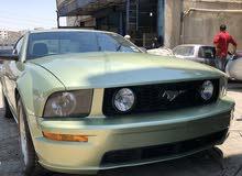 فورد موستنج 2005 gt4600cc جير عادي بحالة الوكالة