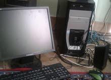 كمبيوتر مكتبي بحالة جيدة