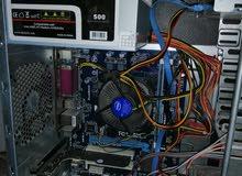 كمبيوتر مكتبي  pc للبيع