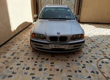 Used condition BMW 318 2000 with 190,000 - 199,999 km mileage