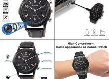 للبيع ساعة يد جديدة تقدر تسجل صوت او تصور فيديو