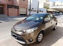 Toyota Yaris 2017 (Brown)