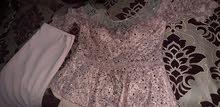 فستان سهرة و بدلة