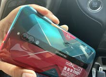 Red magic 5G 256gb 12 ram