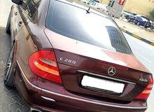 Mercedes-Benz 2006, E280, GCC