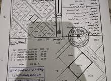 للبيع ارض في العامرات مدينة النهضة مربع 18 مساحتها 600 متر مربع