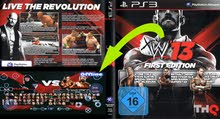 WWE 2K13 PS3 VERIZON FOR ANDROID AMIZING