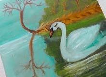 لوحات رسم طبيعة