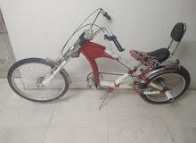 دراجة هبس مقاس 20 نضيفى