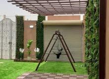بديل رخام - بديل خشب - تصميم حدائق - استيل - لكسان - فوم -بارتيشن - جبس