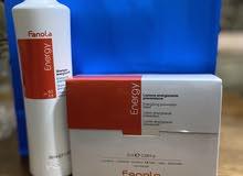 انبولات وقطارات و شامبو سيروم لمنع تساقط الشعر فعال100٪