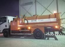 Isuzu NPR 2016 tanker, sewage/grease tanker. very low mileage almost new
