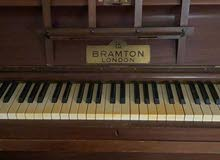 ‏Bramton London Upright Piano for sale