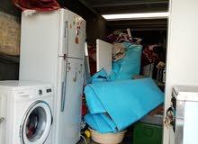 نقليات ابو هشام لنقل جميع انواع البضائع والإعلاف والأثاث