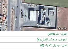 للبيع على طريق عمان شمال جامعة اربد الاهليه شمال كازية الناصير مباشره واجهة 70 م