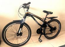 Shimano equipped MTB -26 size