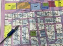 للبيع اراضي بمخطط الياسمين 784 الامواج بعزيزية الخبر مخطط كامل خدمات