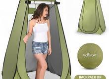 Camptrek Pop Up – Instant Portable Outdoor Shower Tent
