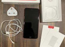 موبايل ايفون 8 بلس 64 جيجا احمر