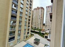 شقة 3 غرف وصالة للبيع ب 70 الف دولار بمجامع كامل الخدمات باسطنبول الاوروبية