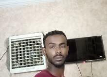 سوداني أبحث عن عقد عمل خرييج قانون  خبرة بالكاشير والديفري