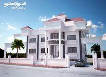 Under construction villa for sale by owner  ڤيلا قيد الإنشاء للبيع من المالك مباشرة