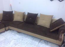 ديوان +  قنفه سرير السعر  550 الف