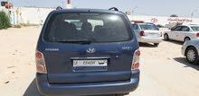 Manual Blue Hyundai 2008 for sale
