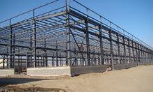مطلوب مهندس لديه خبره في الانشاءات المعدنية Steel Constructions