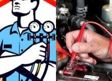 مطلوب للعمل فني تكييف وتبريد وأيضاً كهربائي سيارات بمكه