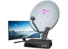 Satellite dish tv channels