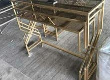 Renew your home now and buy a Tables - Chairs - End Tables