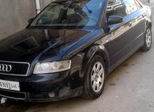 Used Audi A4 for sale in Tripoli