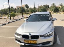 BMW 316i 2014 twin turbos