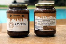 عسل 100%حر ذو جودة عالية