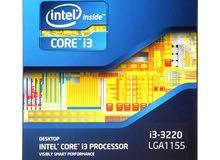 معالج core i3 3220 الجيل الثالث