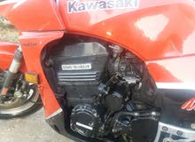 Buy a Kawasaki motorbike made in 2000