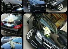احجز افخم وارقى سيارات المرسيدس للأعراس و التخاريج