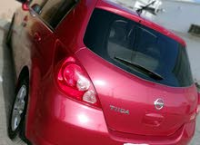 Available for sale! 0 km mileage Nissan Tiida 2007