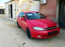 Chevrolet Lacetti car is available for sale, the car is in Used condition