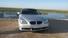 Used BMW 528 for sale in Basra