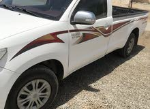Manual Toyota 2012 for sale - Used - Al Masn'a city