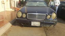 Mercedes Benz E 240 car for sale 1999 in Jeddah city