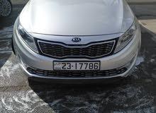 كيا K5 2013 بحالة ممتازة قابلة للتفاوض